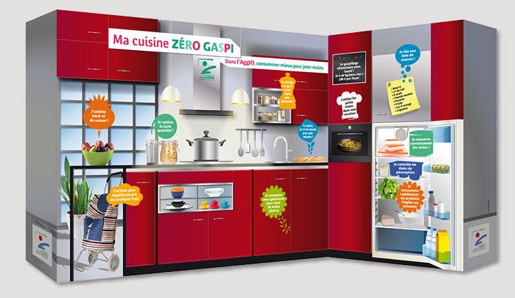 quelles sont les astuces anti gaspillage alimentaire un stand zero gaspi. Black Bedroom Furniture Sets. Home Design Ideas