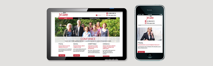 exemple-site-responsive-cabinet-comptable-ycare-expertise-neologis