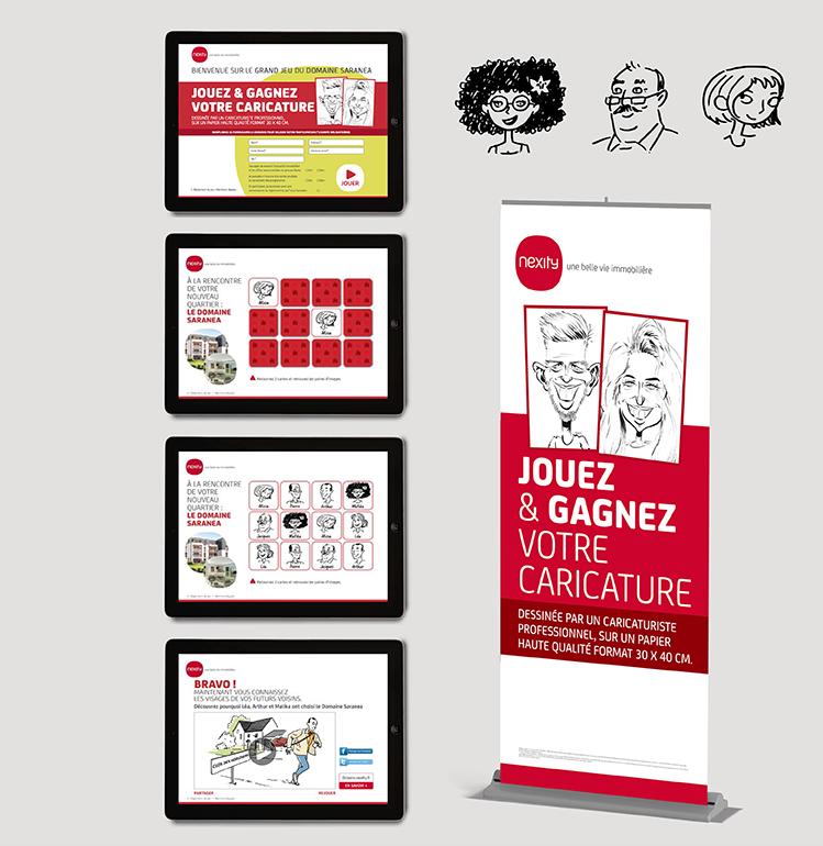 visuel-et-storyboard-jeu-digital-animation-ventes-programme-immobilier-Nexity