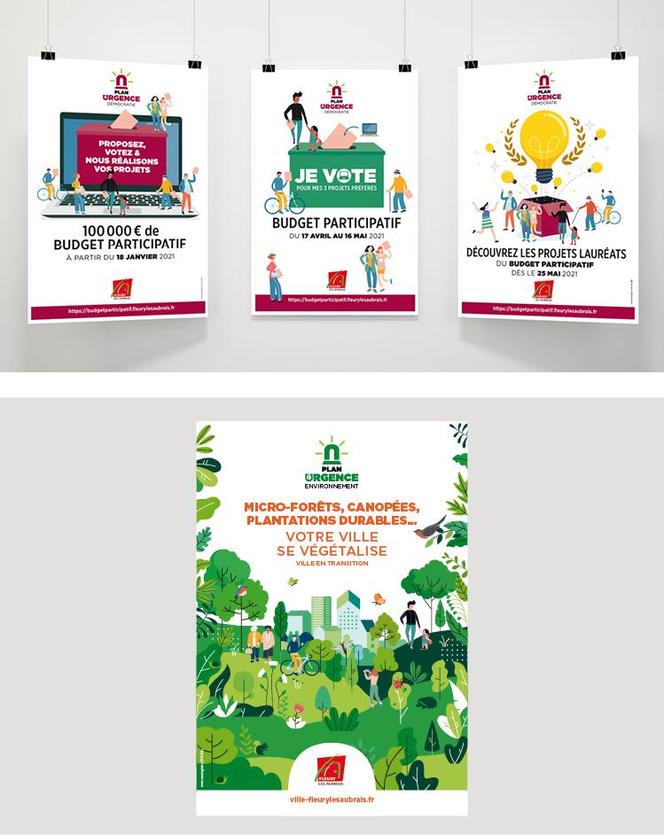 Exemple-communication-projet-municipalité-budget-participatif-Fleury-néologis